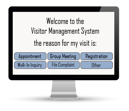 Visitor Dashboard
