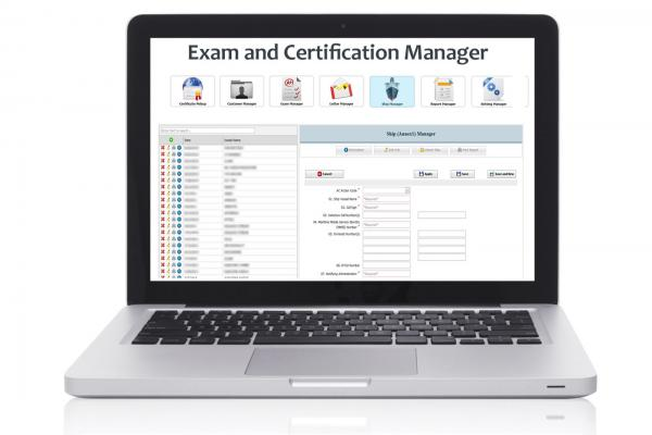 Exam and Certification Manager
