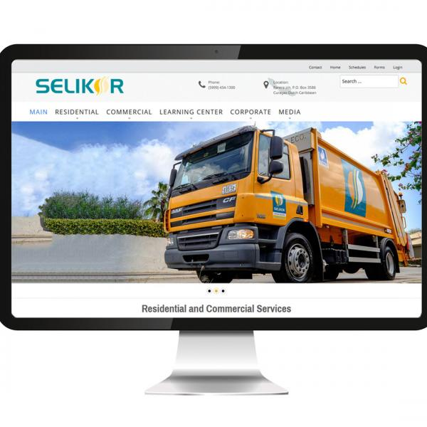 Selikor Website