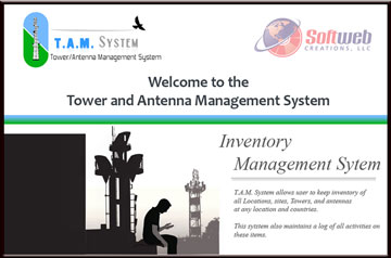 Tower/Antenna Management System