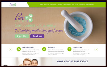 Pure Science RX Compounding Pharmacy